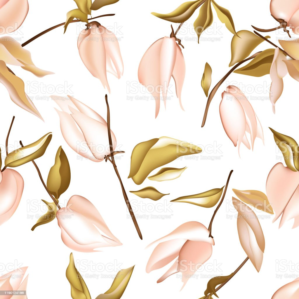 tender jungle peach flowers and leaves physalis background pattern realistic illustration summer texture abstract vector botanical hawaiian watercolor nature art stock illustration download image now istock https www istockphoto com vector tender jungle peach flowers and leaves physalis background pattern realistic gm1190124186 337242948