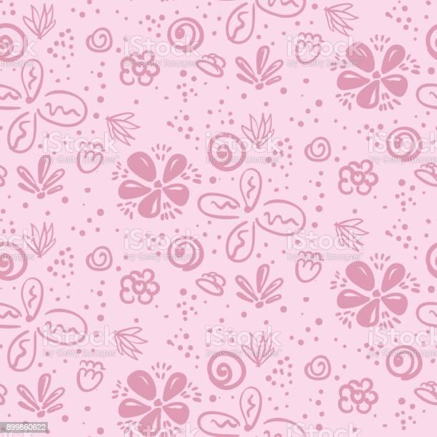 Tender pink doodle floral pattern vector id899860622?b=1&k=6&m=899860622&s=612x612&h=irikdvc1meneyx96irw8ej0 p7wqkbjfyv8123erkvu=