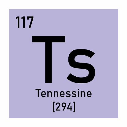 Tennessine chemical symbol