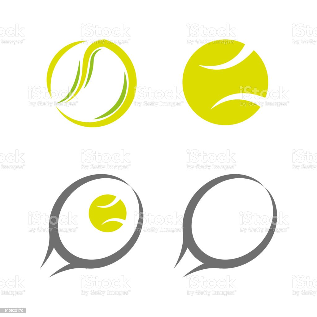 Tennis 5 royalty-free tennis 5 stock illustration - download image now