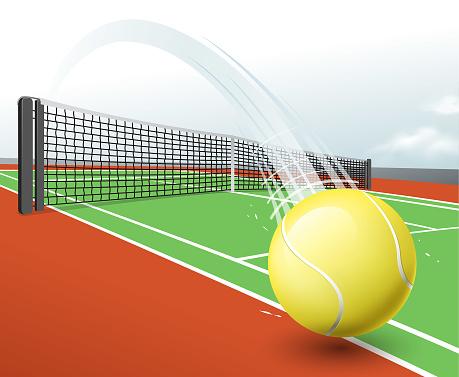 tennis ball scoring