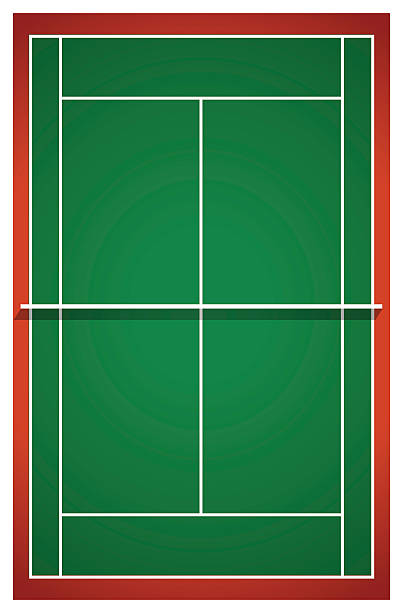 Buy And Sell Apps >> Royalty Free Tennis Court Clip Art, Vector Images & Illustrations - iStock