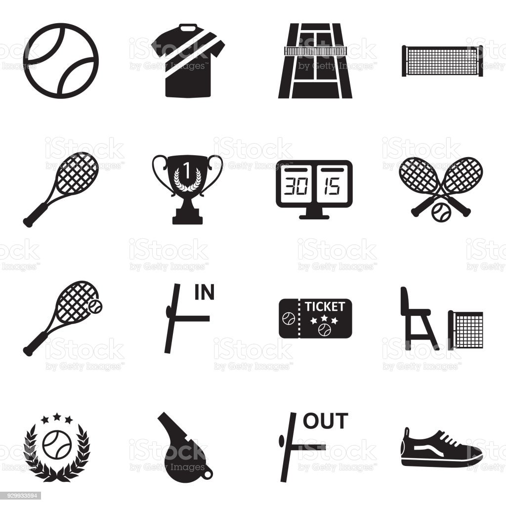 Doubles Tennis Stock Vector Illustration And Royalty Free Doubles Tennis  Clipart