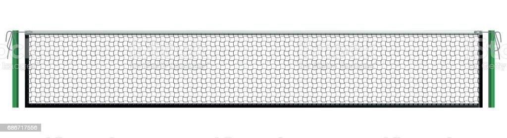 Top 60 Tennis Net Clip Art, Vector Graphics and ... Tennis Net Vector