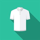 istock Tennis Shirt Icon 1192984510
