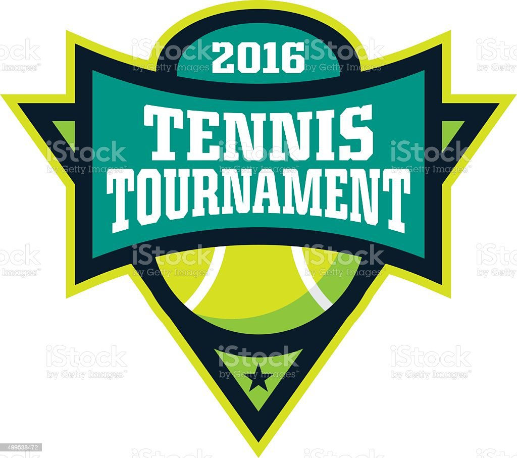 Tennis Tournament royalty-free tennis tournament stock vector art & more images of 2015