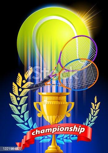 istock Tennis 1221984927