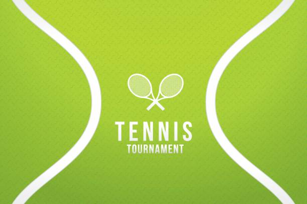 tennis - tennis stock illustrations, clip art, cartoons, & icons