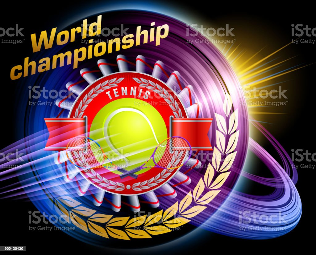 Tennis royalty-free tennis stock vector art & more images of achievement