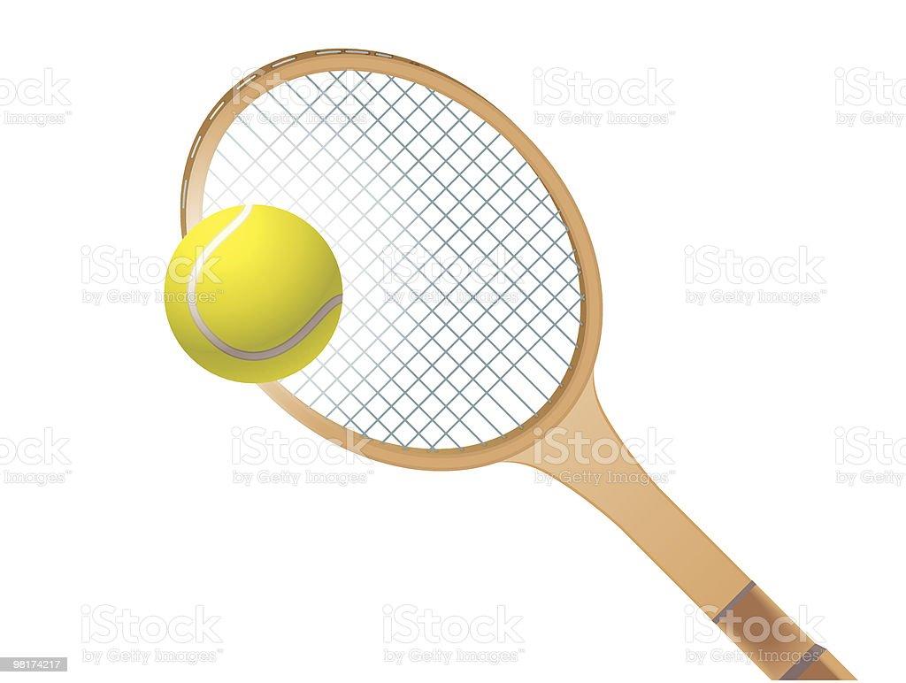 Da Tennis da tennis - immagini vettoriali stock e altre immagini di attrezzatura royalty-free