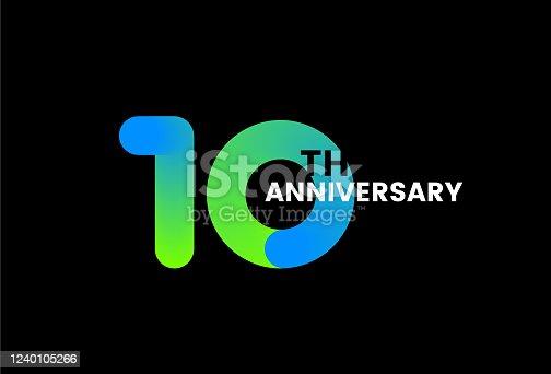 istock Tenth Year Anniversary 1240105266