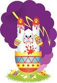 Terrible Easter Rabbit