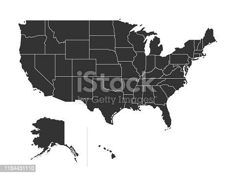 istock USA territories map 1154431110