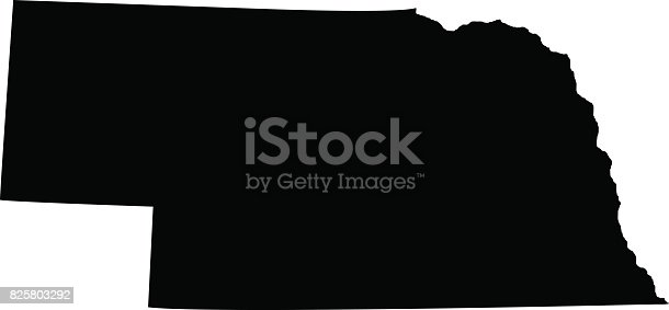 istock Territory of Nebraska 825803292