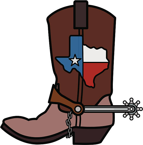 Royalty Free Brown Boots Clip Art, Vector Images ... - photo#17
