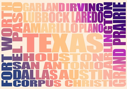 Texas state cities list
