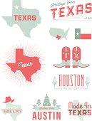 istock Texas Typography 474930721