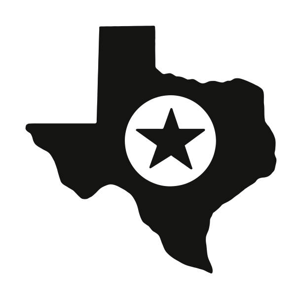 Texas Texas texas stock illustrations