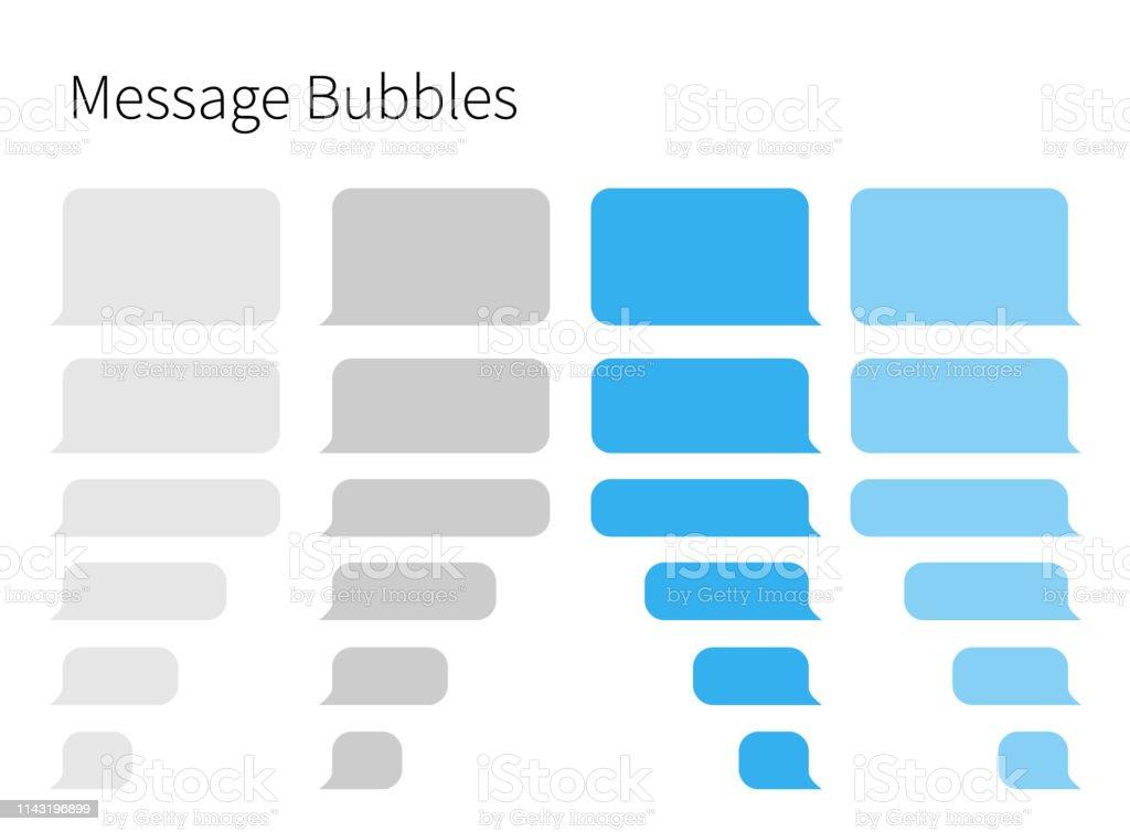 短信。智慧手機, 現實向量例證 - 免版稅一個物體圖庫向量圖形