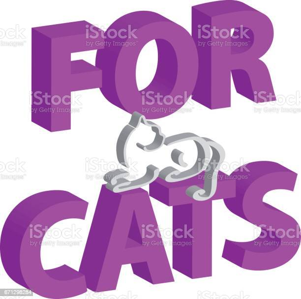 Text with cat isolated on white background home pet vector vector id671298284?b=1&k=6&m=671298284&s=612x612&h=w4lbxhxfkkxfujibvzrar7d 0vubq3pnjpuxcnjou60=