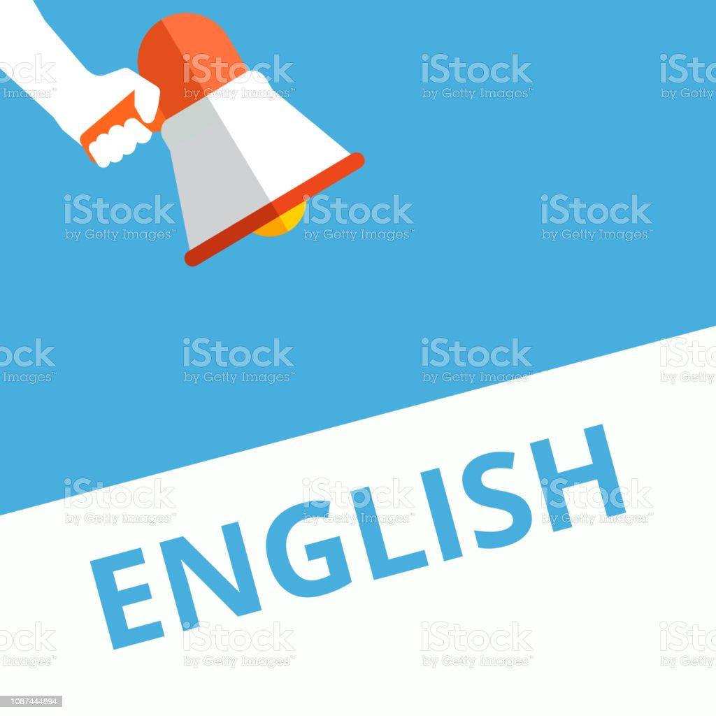 Ilustración De Texto Inglés Llame Motivacionales De La