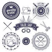 Textile Badges
