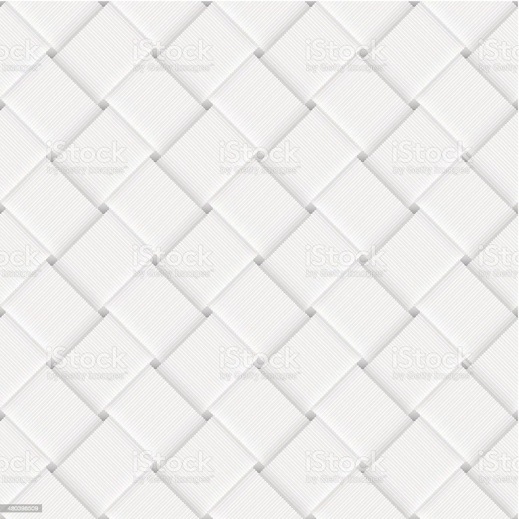 Textile texture vector art illustration