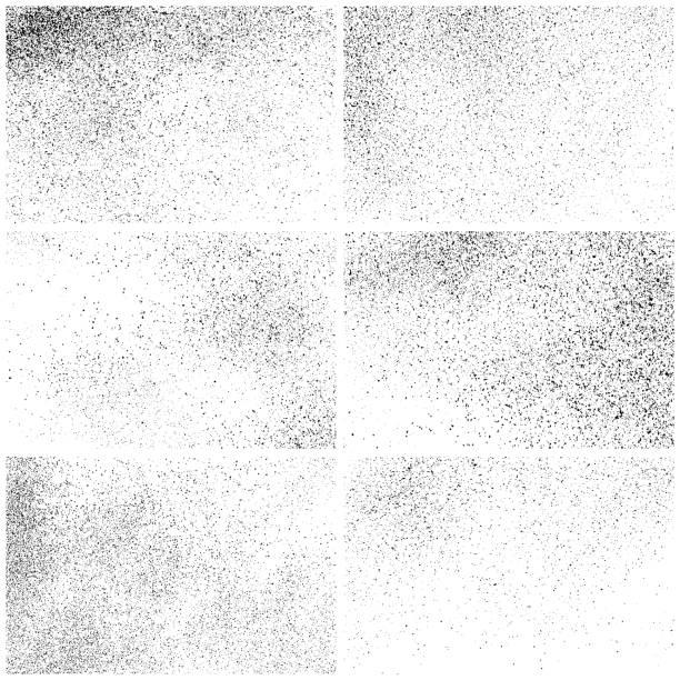 textur-hintergründe - kreide weiss stock-grafiken, -clipart, -cartoons und -symbole