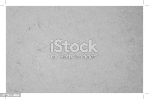 istock Texture cement dirty gray 1274664666