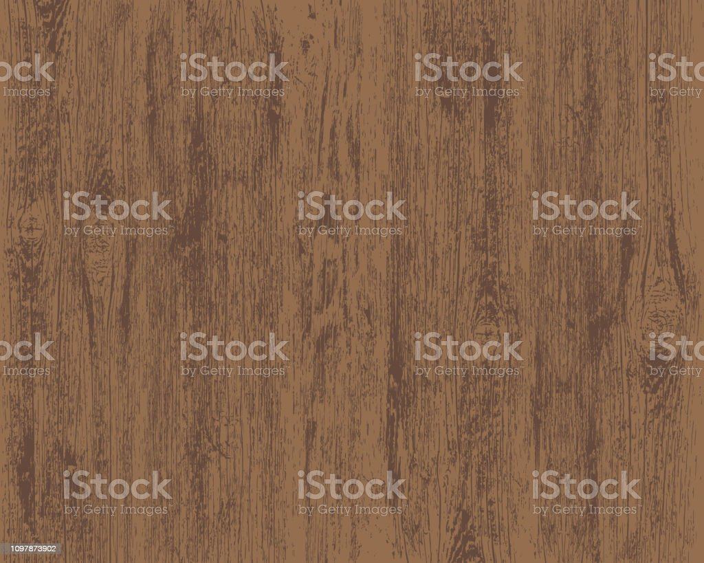 Texture of brown wooden background. Vector illustration. royalty-free texture of brown wooden background vector illustration stock illustration - download image now