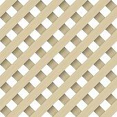 Texture of the wooden lattice