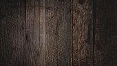 Texture of wooden panels