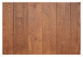 Texture of wooden panels