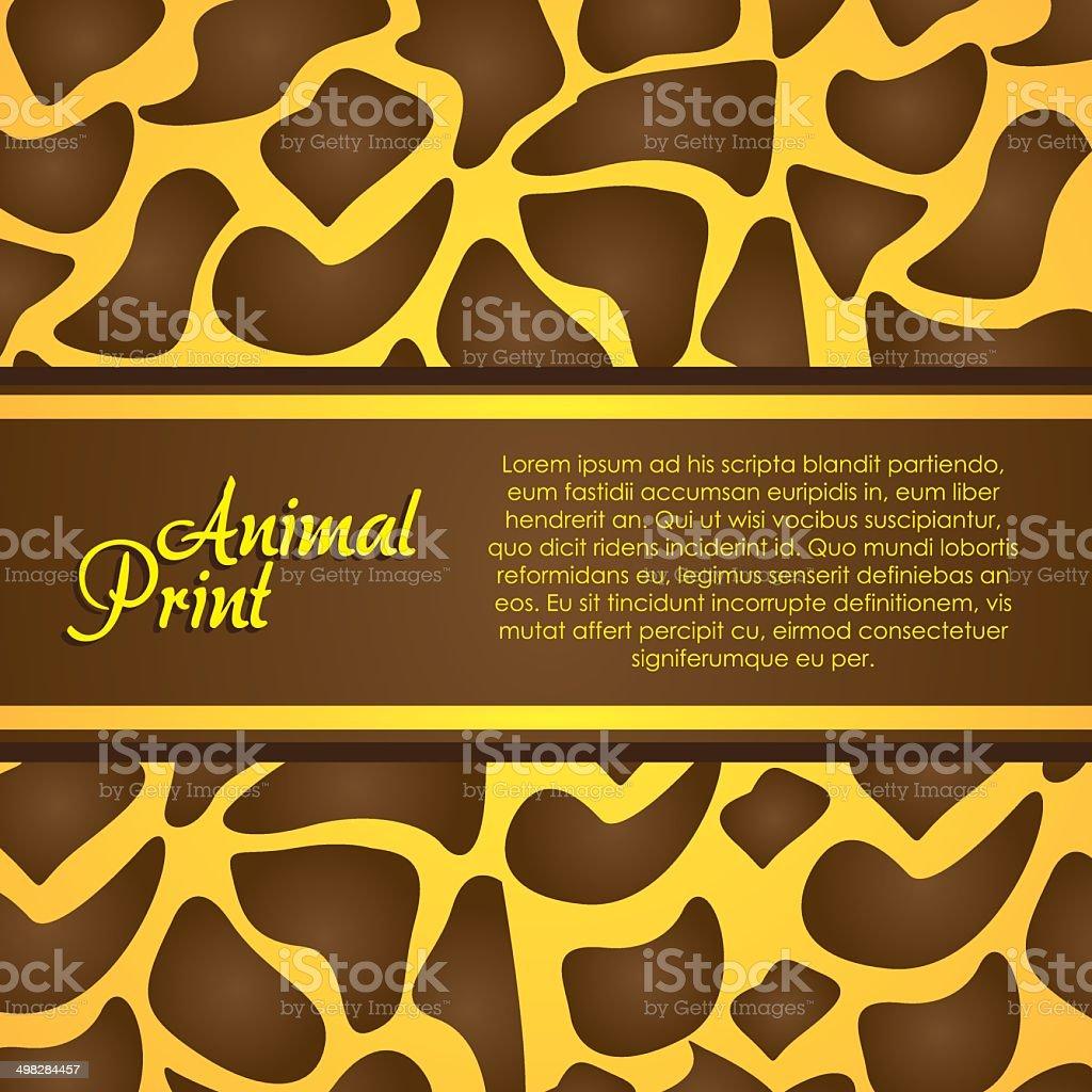 texture of zebra vector art illustration