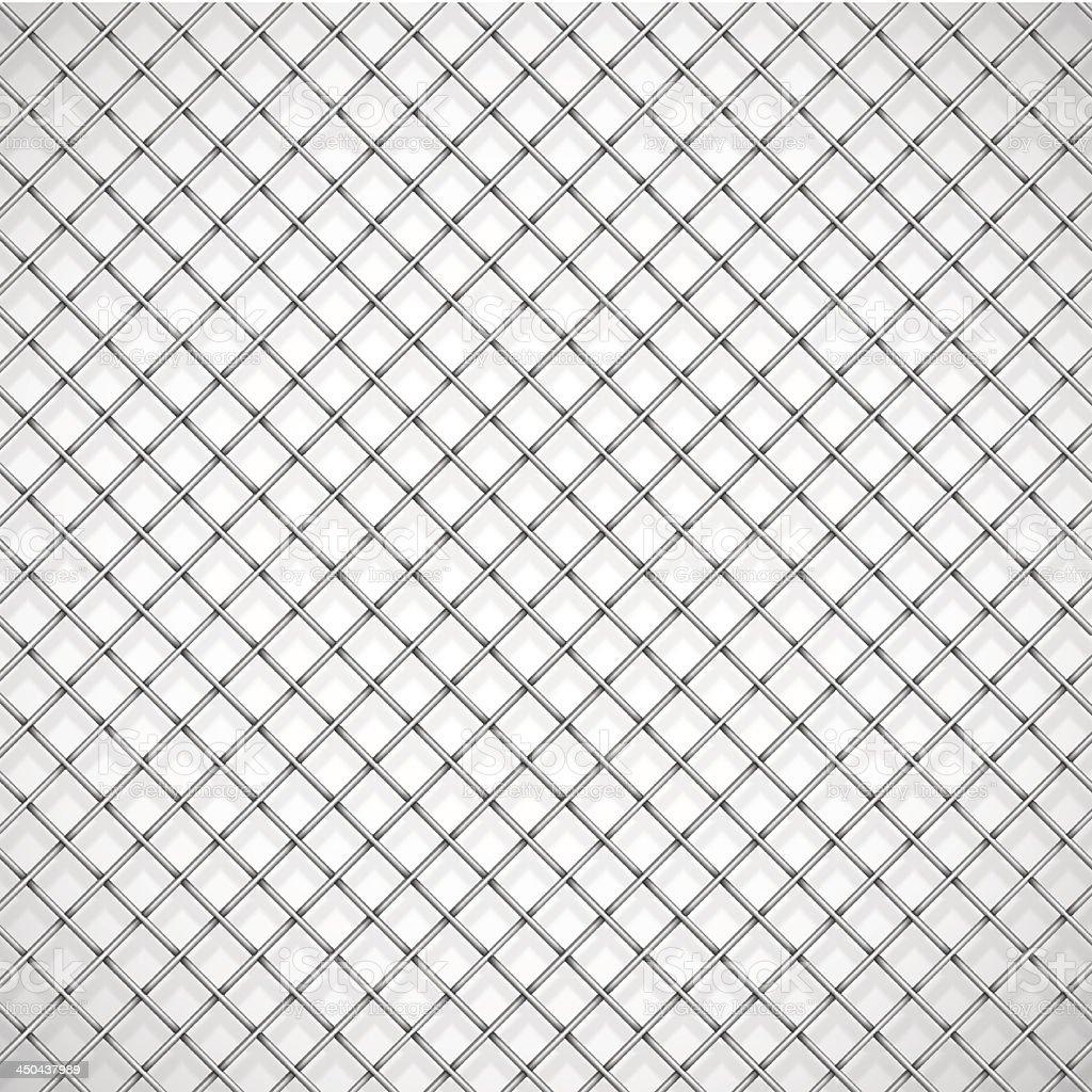 Textur Der Käfig Stock Vektor Art und mehr Bilder von Begrenzung ...