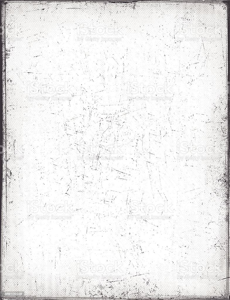 Bastidor con textura - ilustración de arte vectorial