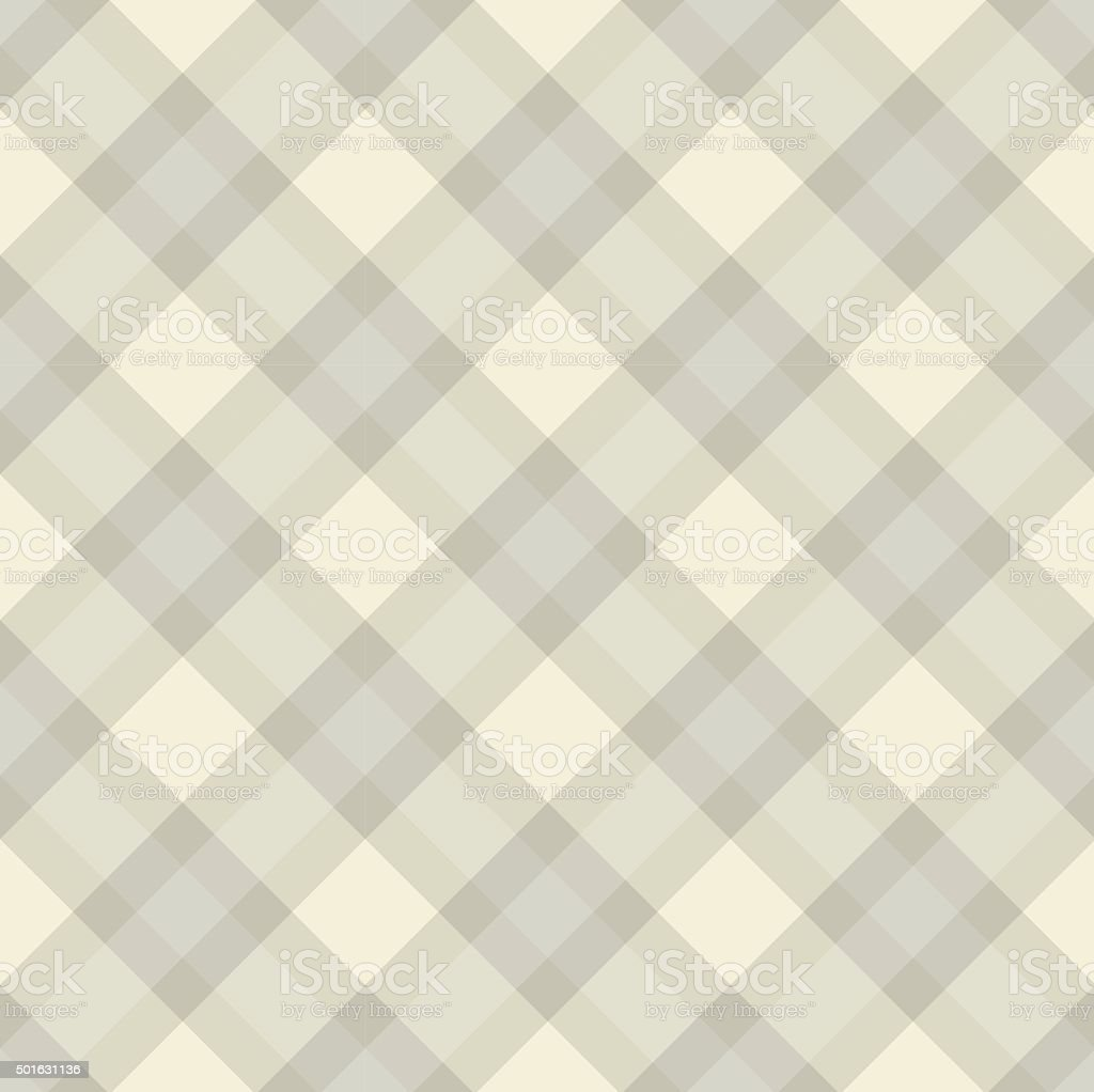 Textured vector plaid pattern background vector art illustration