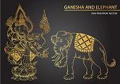 thai tradition Ganesha son of Siva