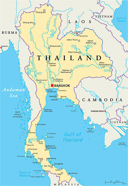 Nong Khai Thailand Map.Royalty Free Nong Khai Clip Art Vector Images Illustrations Istock