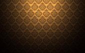 Thailand thai vintage pattern texture background wallpaper design vector