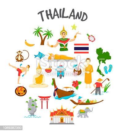 Thailand, Tropical Climate, Asia, Bangkok, Dragon