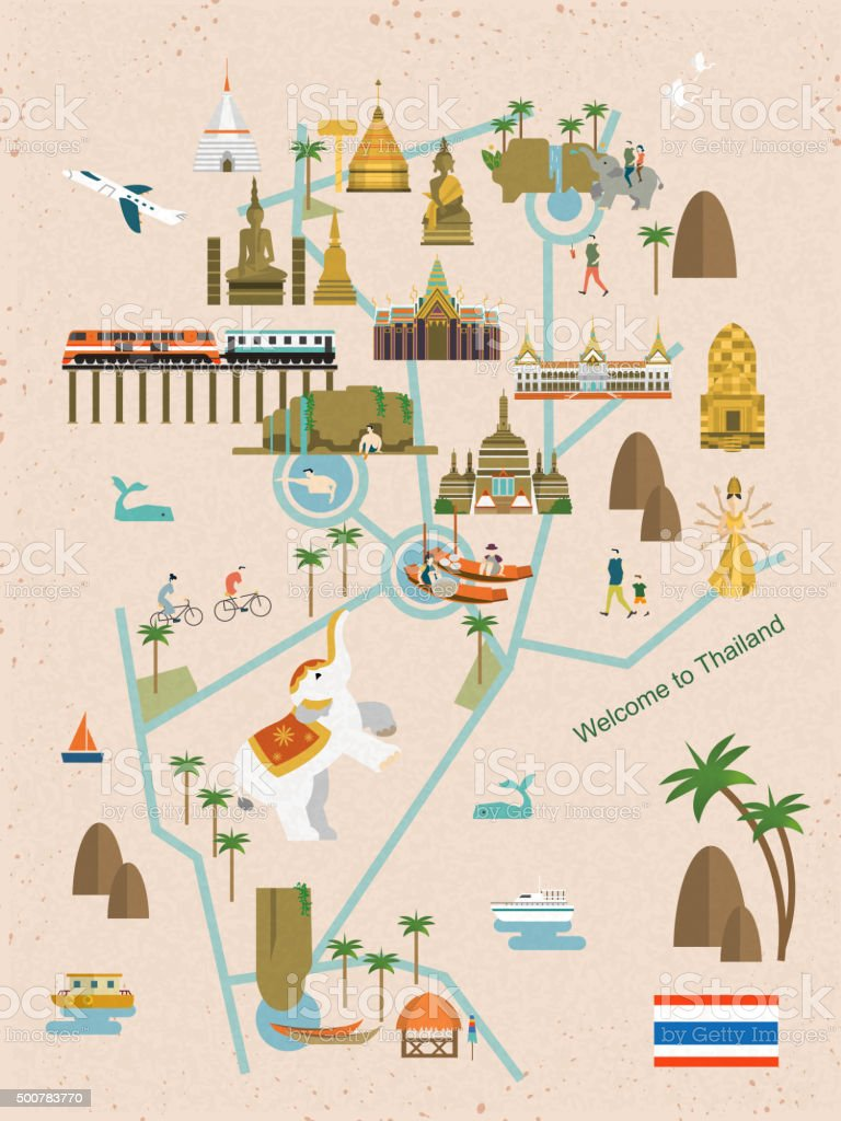 Royalty Free Chiang Mai Province Clip Art Vector Images