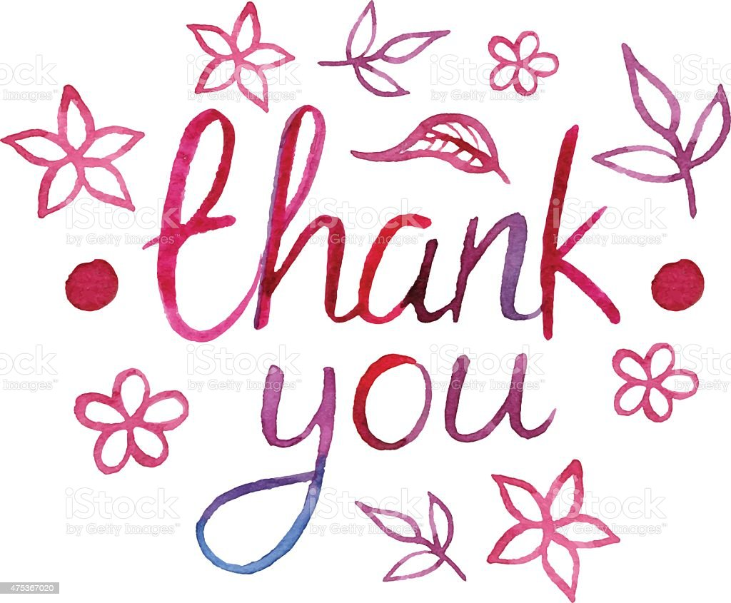 Thank you calligraphy font related keywords suggestions