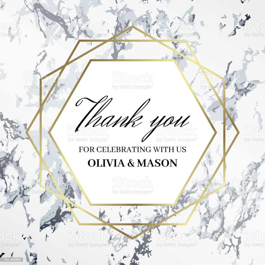 thank you design template celebrating with names stock vector art