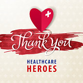 istock Thank You Healthcare Workers 1226325893
