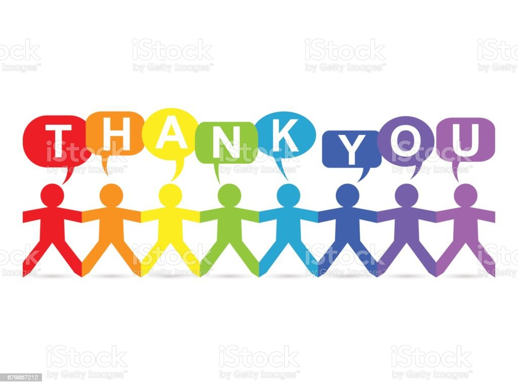 royalty free thank you people clip art vector images rh istockphoto com clip art thank you god clip art thank you god