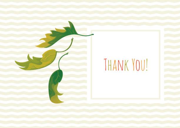 Thank You! vector art illustration