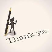 istock Thank you 468406333