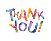 Thank you. Vector triangular letters