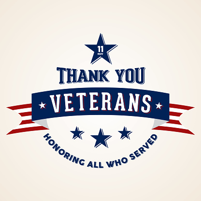 Thank You Veterans - Honoring all who served